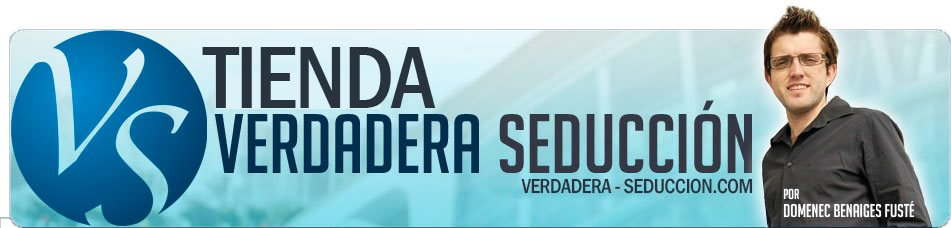 Logo Verdadera Seducción – Tienda online